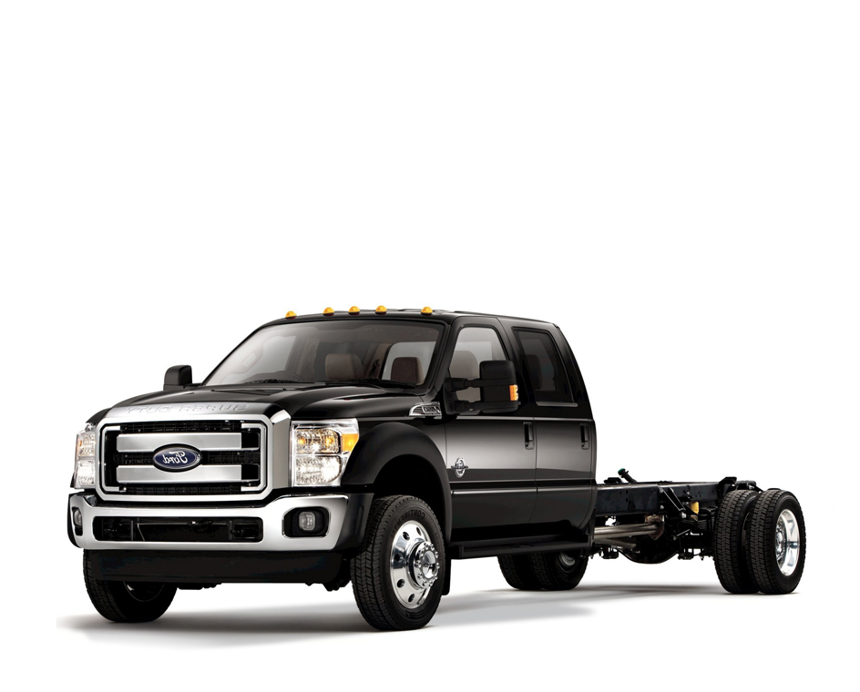 2018 Ford F-550 - IMT Construction