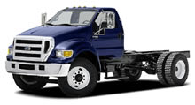 2019 Ford F-750 - Rugby Dump