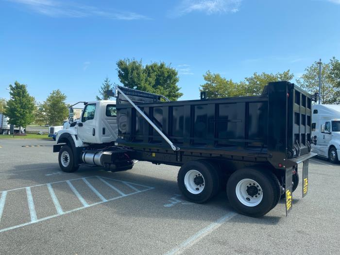 2019 International HV 6x4, Dump Body #923575 - photo 1