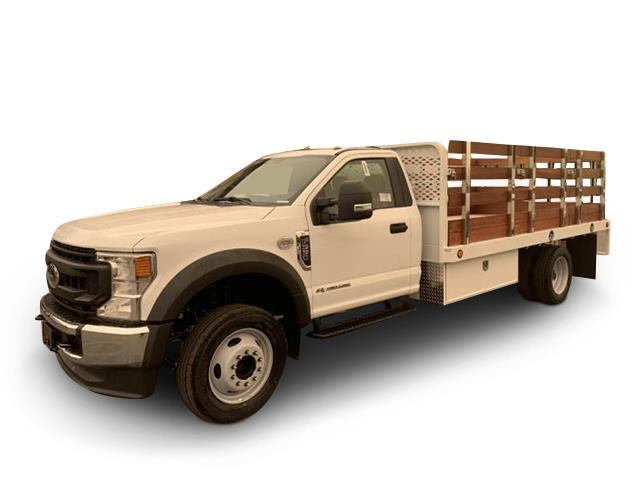 2020 Ford F-550 - Scelzi  Stake Bed