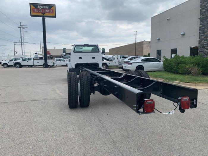 2021 Ford F-750 Regular Cab DRW 4x2, Cab Chassis #1222709 - photo 1