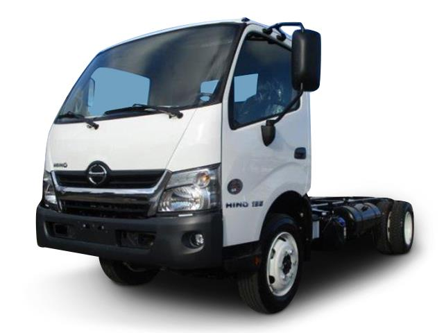 2020 Hino Truck, Cab Chassis #1236639 - photo 1