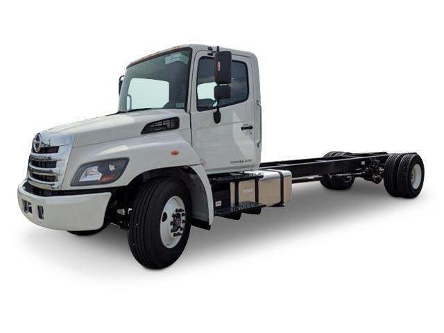 2020 Hino Truck Single Cab 4x2, Cab Chassis #1238427 - photo 1