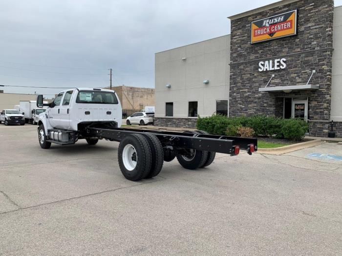 2021 Ford F-750 Crew Cab DRW 4x2, Cab Chassis #1249014 - photo 1