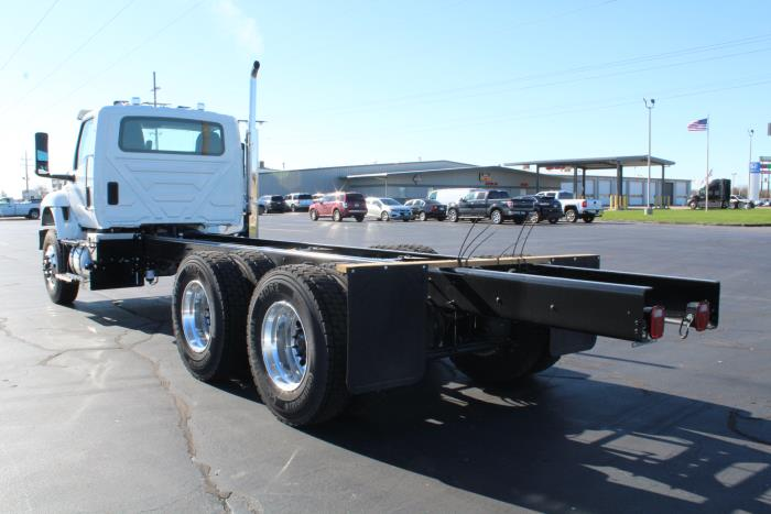 2021 International HV 6x4, Cab Chassis #1245920 - photo 1