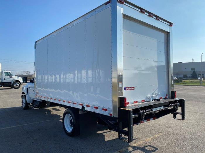 2020 International CV 4x2, Morgan Refrigerated Body #1151407 - photo 1
