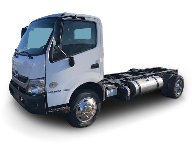 2020 Hino Truck, Cab Chassis #1259855 - photo 1