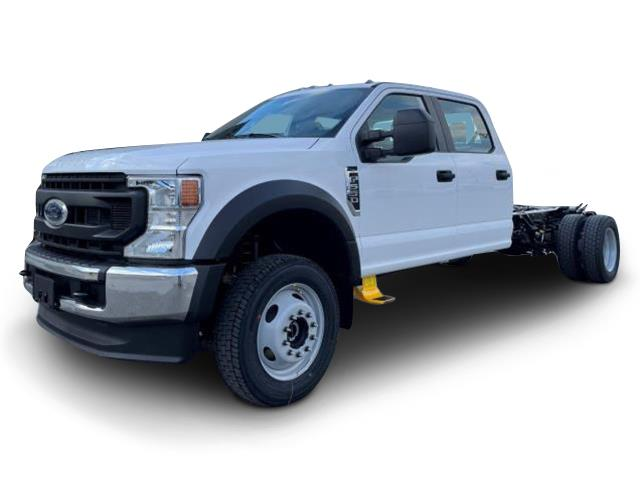 2021 Ford F-550 Crew Cab DRW 4x4, Cab Chassis #1270796 - photo 1