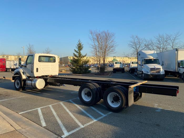 2021 International HV 6x4, Cab Chassis #1259801 - photo 1