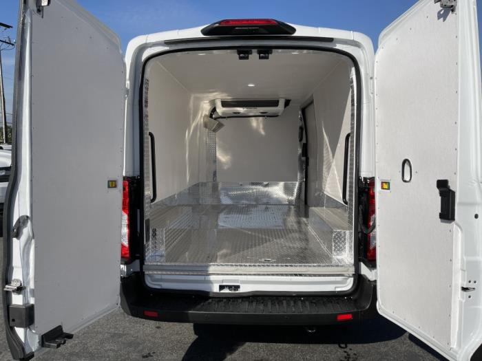 2020 Ford Transit 250 Med Roof 4x2, Thermo King Refrigerated Body #1255475 - photo 1