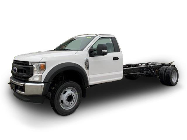 2021 Ford F-550