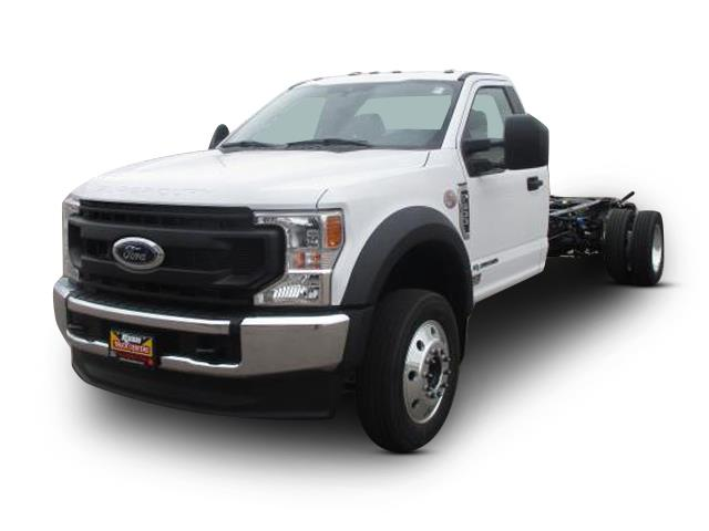 2021 Ford F-600