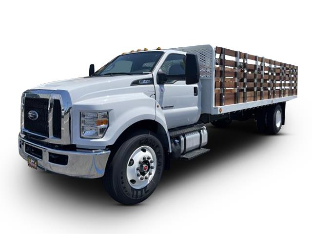 2022 Ford F-650 - Scelzi  Stake Bed