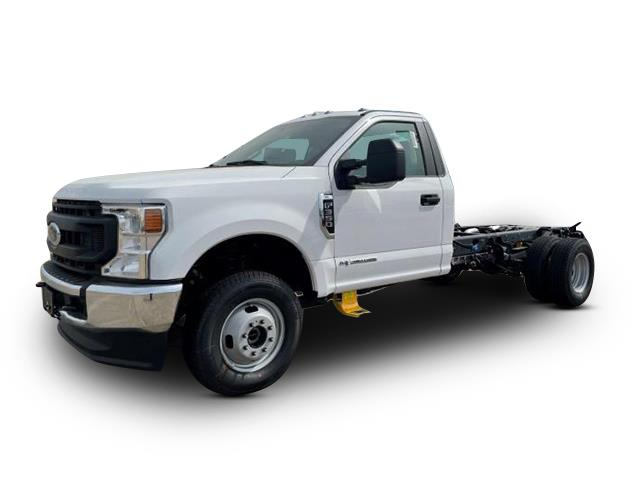 2021 Ford F-350 Regular Cab DRW 4x4, Cab Chassis #1274679 - photo 1