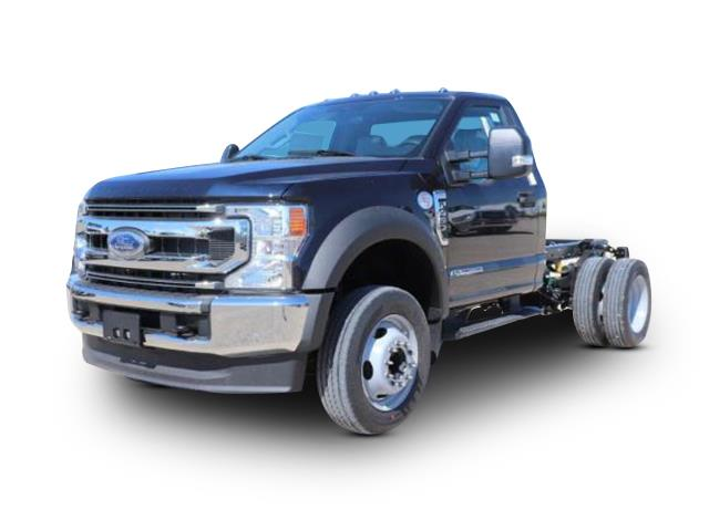 2021 Ford F-450 Regular Cab DRW 4x2, Cab Chassis #1322362 - photo 1