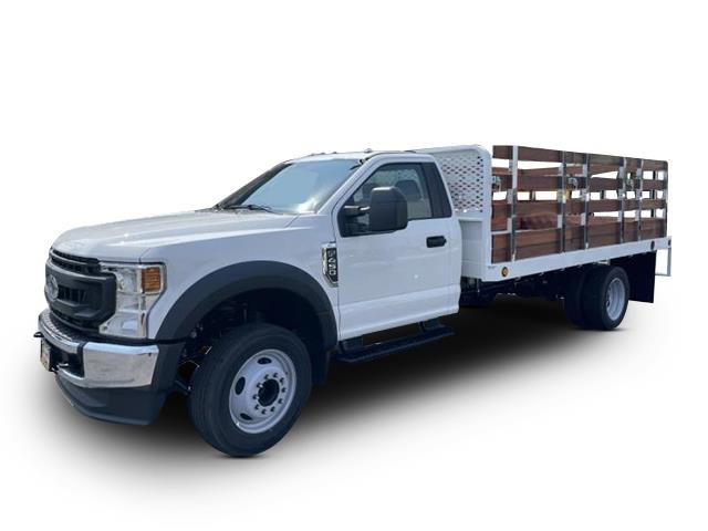 2021 Ford F-450 - Scelzi  Stake Bed