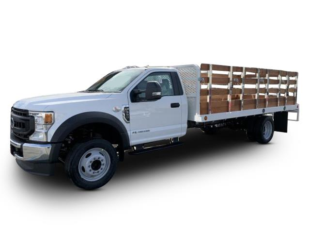 2021 Ford F-550 - Scelzi  Stake Bed