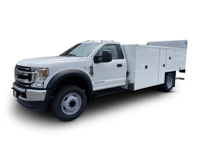 2022 Ford F-600