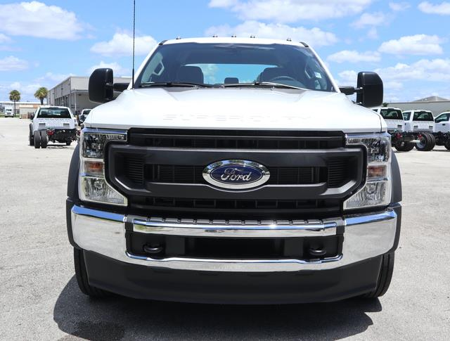 2022 Ford F-550