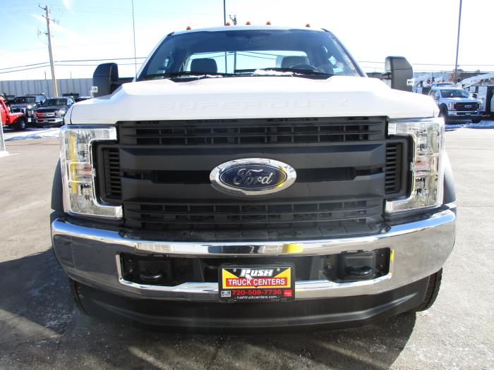 2019 Ford F-550