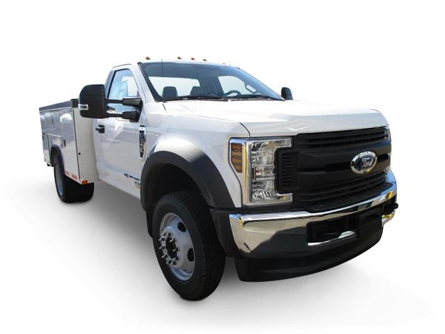 2019 Ford F-550 - Reading Mechanics
