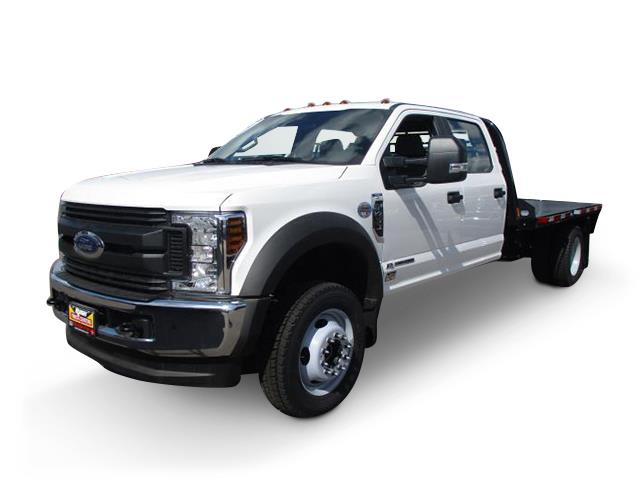 2019 Ford F-450 - CM FlatBed