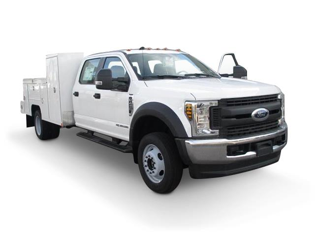 2019 Ford F-450 - Scelzi  Mechanics