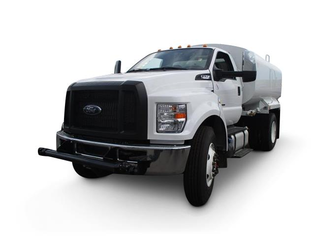 2019 Ford F-750 - Scelzi  Water Tank