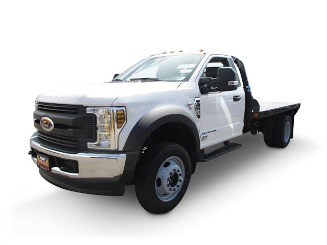 2019 Ford F-450 - Monroe FlatBed