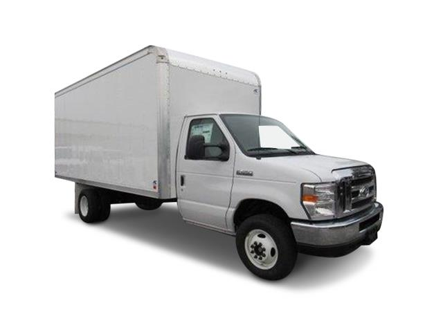 2019 Ford E-450 - American Commercial Van