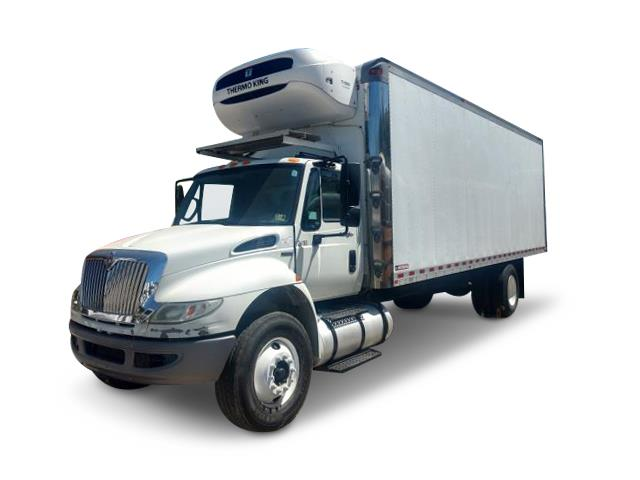 2012 International 4300 - Morgan Corp. Refrigerated