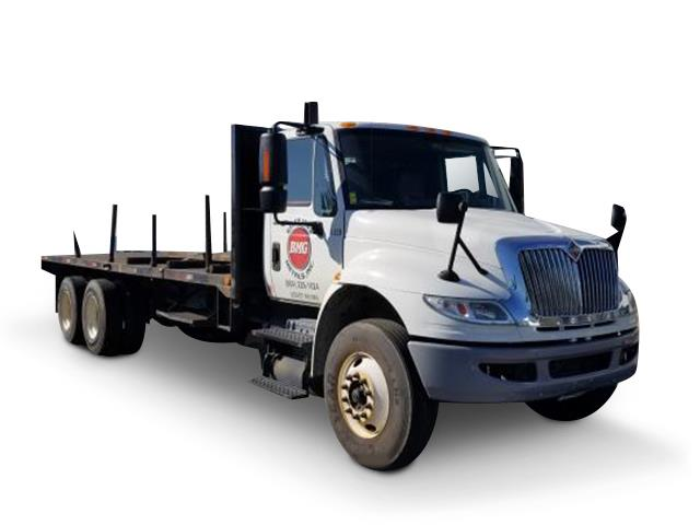 2014 International 4400 - Custom FlatBed