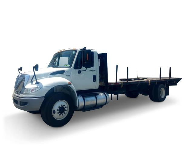 2014 International 4300 - Morgan Corp. FlatBed