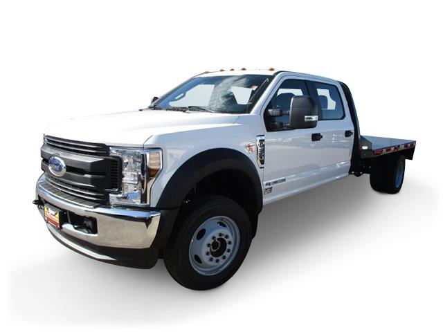 2019 Ford F-550 - CM FlatBed
