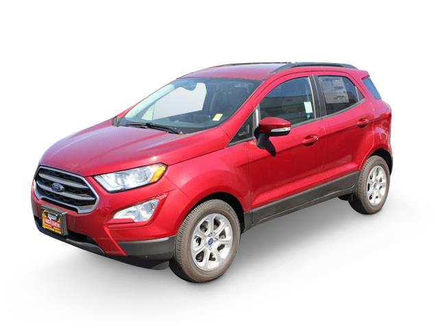 2018 Ford EcoSport - Ford Motor Co. Pickup