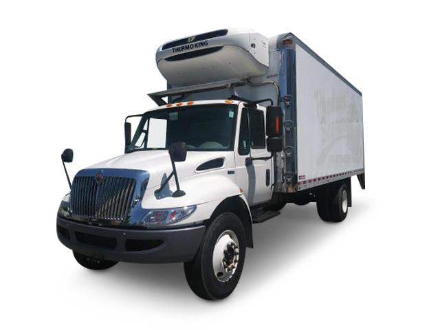 2013 International 4300 - Morgan Corp. Refrigerated