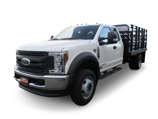 2019 Ford F-550 - Scelzi  Stake Bed