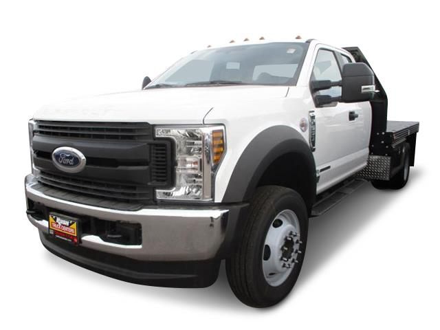 2019 Ford F-550 - Scelzi  FlatBed