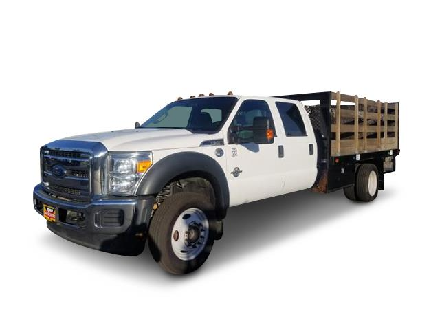 2016 Ford F-550 - Complete FlatBed