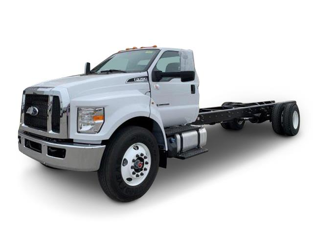 2021 Ford F-750 Regular Cab DRW 4x2, Cab Chassis #1149061 - photo 1