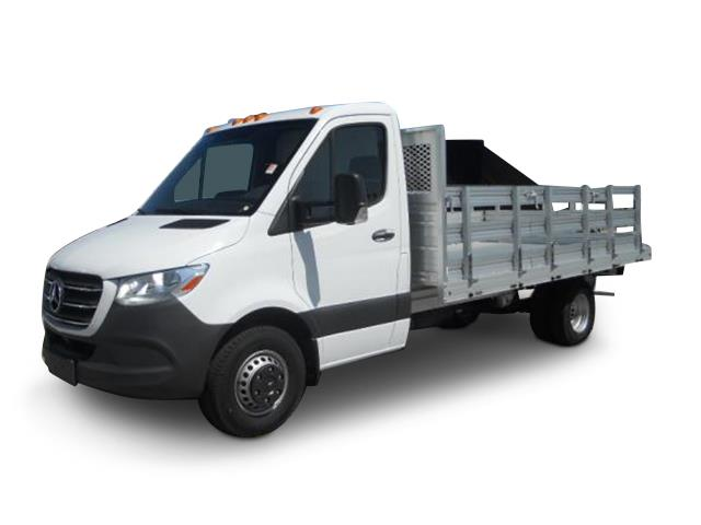 2019 Mercedes-Benz Sprinter - SoCal Truck Bodies Stake Bed