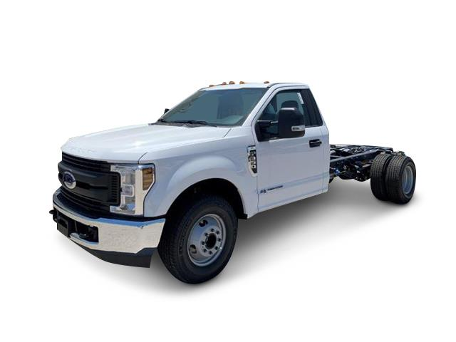 2019 Ford F-350 Regular Cab DRW 4x2, Cab Chassis #1056681 - photo 1