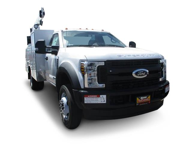 2019 Ford F-550 - Scelzi  Mechanics