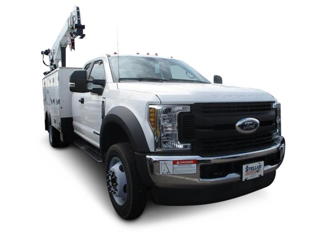 2019 Ford F-550 - Stellar Mechanics