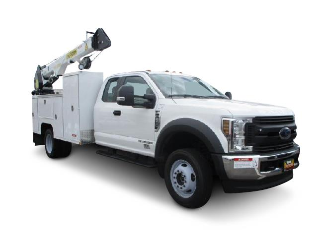 2019 Ford F-550 - Palfinger Mechanics